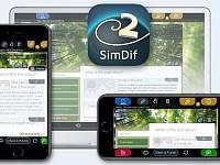 SimDif Nhà xây dựng trang web trên iOS